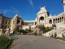 Naturhistoriamuseum av Marseille Arkivbilder