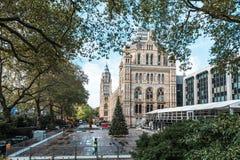 Naturhistoriamuseum, London, Storbritannien Royaltyfri Fotografi