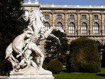 Naturhistorisches Museum Natural History Museum in Vienna Wien,Austria Royalty Free Stock Photos