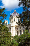 Naturhistorisches Museum, Natural History Museum  in Vienna, Austria Royalty Free Stock Images