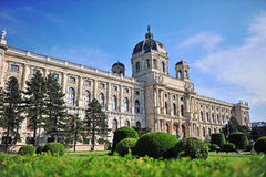 Naturhistorisches Museum (Natural History Museum), Vienna Royalty Free Stock Photos