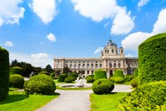 Naturhistorisches Museum Royalty Free Stock Photos