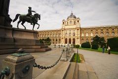 Naturhistorisches Museum, Vien Stock Photo