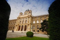 Naturhistorisches Museum, Vien Royalty Free Stock Photo