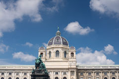 Naturhistorisches Museum Wien Royalty Free Stock Image