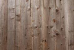 Naturholzplanke mit Beschaffenheit Lizenzfreie Stockfotografie