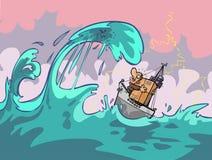 Naturkatastrophen Lizenzfreies Stockfoto
