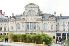 Naturkundemuseum verärgert herein, Frankreich Lizenzfreie Stockfotos