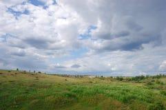 Naturlandschaft Stockfotografie