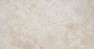 Naturlig beige marmorbakgrund eller textur, ideal vässar på all yttersida royaltyfri bild