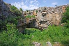 naturlig bro Royaltyfri Foto