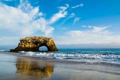 naturlig bro Arkivbilder
