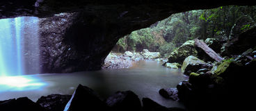 naturlig bro Royaltyfria Foton