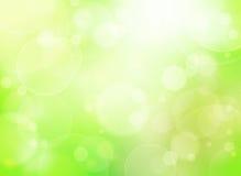 Naturlig bubblabakgrund Royaltyfri Fotografi