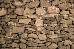 Naturlig enkel bakgrund för tapet för textur för närbild för stenvägg royaltyfri fotografi