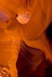 Naturlig fönsterljussignalljus Royaltyfria Bilder