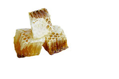 Naturlig honungskaka Arkivbilder
