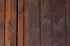 Naturlig inre med wood väggpaneler Textur av wood bruk som naturlig bakgrund trämörk textur Abstrakt bakgrund som är tom Arkivbild