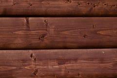 Naturlig inre med wood väggpaneler Textur av wood bruk som naturlig bakgrund trämörk textur Abstrakt bakgrund som är tom Arkivfoto