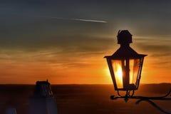 Naturlig lampa Royaltyfria Bilder