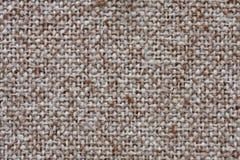 Naturlig linnetextur bakgrunden Royaltyfria Bilder