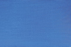 Naturlig ljus blå modell för textur för band för bokomslag för fiberlinnetorkduk, stor detaljerad makroCloseup, texturerat tappni Royaltyfri Fotografi