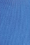 Naturlig ljus blå modell för textur för band för bokomslag för fiberlinnetorkduk, stor detaljerad makroCloseup, texturerat tappni Arkivfoto