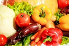 naturlig mat Arkivbilder