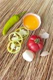 naturlig mat royaltyfria bilder