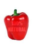 naturlig mat Arkivbild
