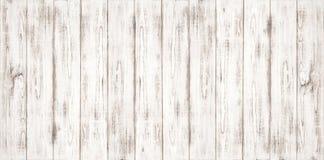 Naturlig modell för vit träbakgrundstextur Royaltyfri Foto