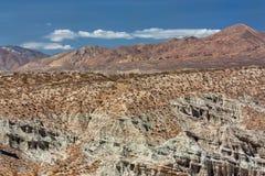 Naturlig Preserve för röda klippor Arkivbild