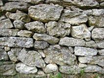 Naturlig rå sten Arkivfoto