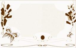 naturlig ram vektor illustrationer