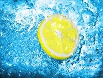 naturlig refreshment arkivbild