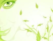 naturlig skönhet Royaltyfria Bilder