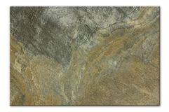 naturlig stentegelplatta Arkivfoton