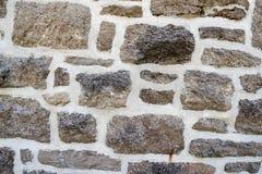 naturlig stenvägg royaltyfri bild