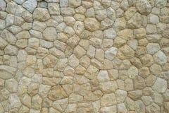 naturlig stenvägg Arkivfoton