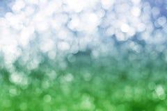 Naturlig suddighetsbakgrund Fotografering för Bildbyråer