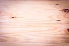 Naturlig träbrädetextur Fotografering för Bildbyråer