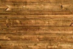 Naturlig träplanka Arkivbild