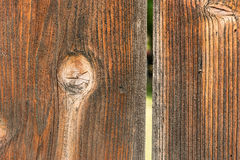 Naturlig Wood plankatextur Royaltyfria Foton