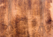 Naturlig wood textur för mörk brunt Royaltyfri Foto