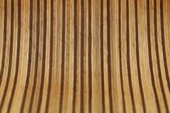 Naturliga bruna gammala trä stiger ombord Royaltyfri Fotografi