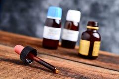 Naturliga mediciner Royaltyfria Foton