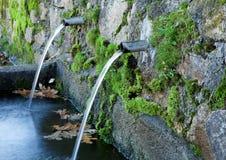 Naturliga vattenkällor Royaltyfri Foto