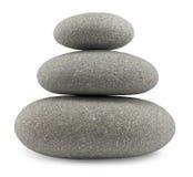 Naturligt balansera för stenar Fotografering för Bildbyråer