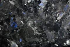Naturligt detaljerat för vit modell av svart marmortextur och bakgrund för produkt och inredesign svart granit arkivbild