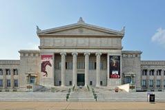 naturligt fälthistoriemuseum royaltyfria foton